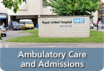 Ambulatory Care and Admissions
