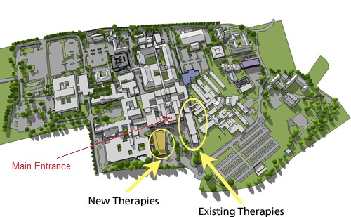 Therapies location