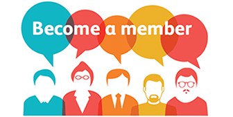 Become a member, find your voice