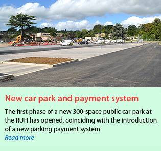 New car park and payment system